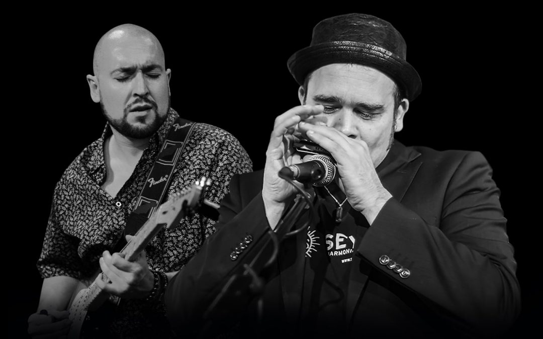 Intercontinental Duo mit Jano Letelier + Martin Fetzer and Boogielicious